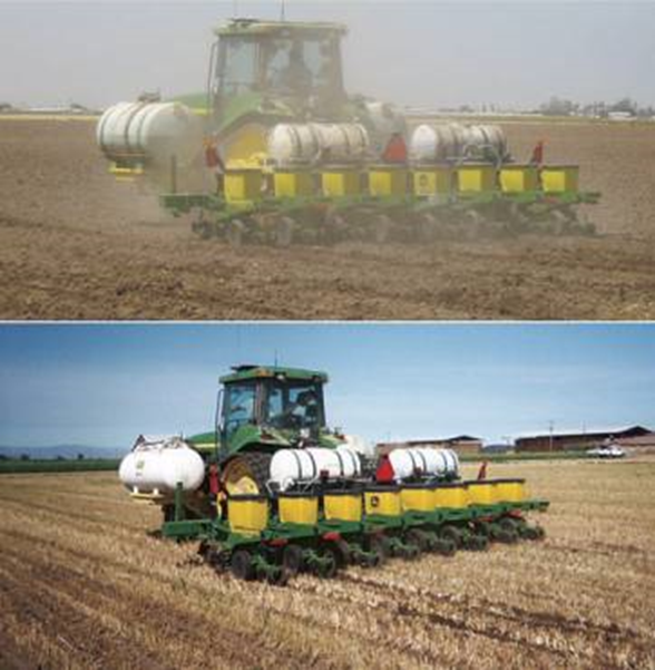 Tilling (top) or not (bottom) makes all the difference