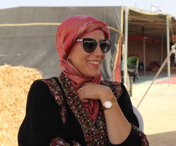 Lina Alatawna, CEO of Project Wadi Attir