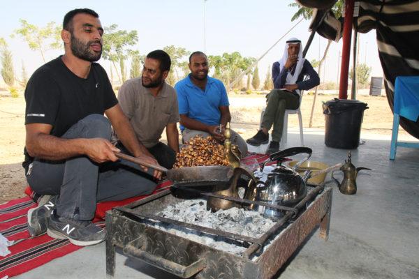 Project Wadi Attir sukkot festival 2018