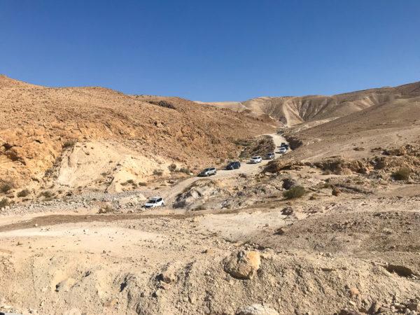 GSF 2018 Desert Trip Jeeps
