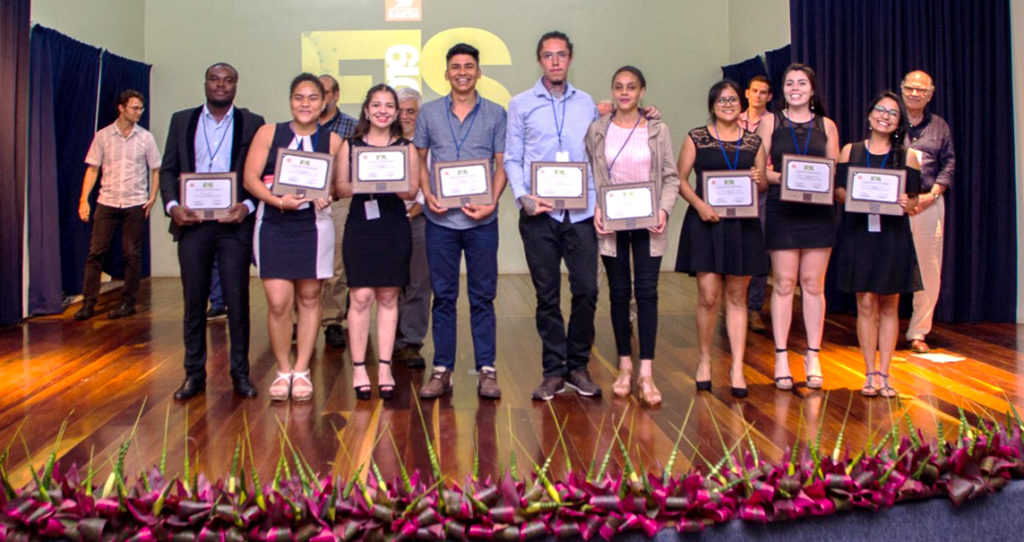 2020 Sustainability Prize at EARTH University finalists