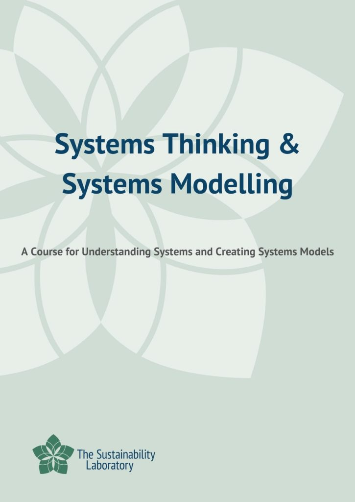 Systems Thinking & Systems Modelling: A Course for Understanding Systems and Creating Systems Models e-book cover